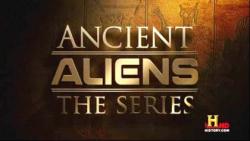 Ancient Aliens: elke aflevering een nieuwe portie pseudowetenschap, drogredenen en andere onzin.