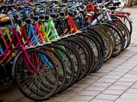 Fietsen is gezond. Eet meer fietsen.