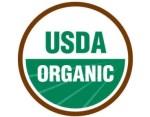 Het USDA Organic logo van de Verenigde Staten.